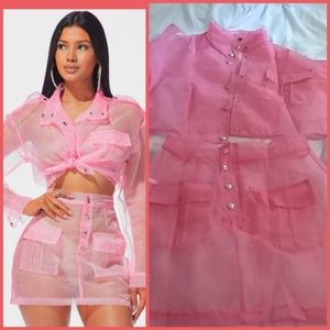Dresses & Skirts - 2pc set